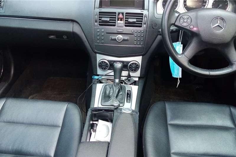 Used 2009 Mercedes Benz C Class C350 Avantgarde