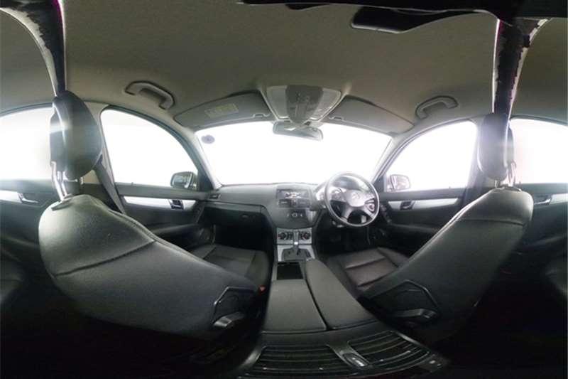 2009 Mercedes Benz C Class C350 Avantgarde