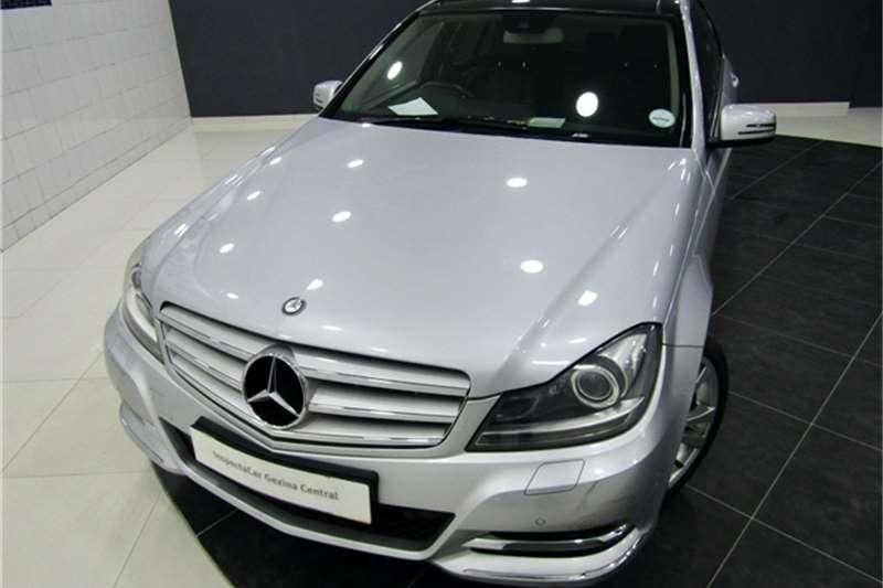 Used 2014 Mercedes Benz C Class C350 Avantgarde