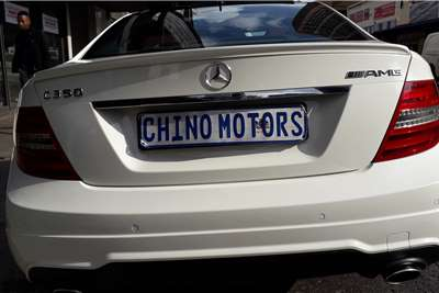 Mercedes Benz C Class C350 Avantgarde AMG Sports 2013