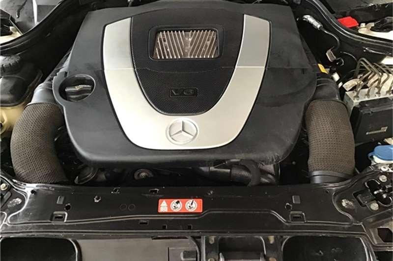 Mercedes Benz C Class C350 Elegance 2007