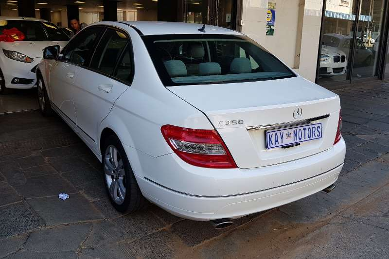 Mercedes Benz C Class C350 Elegance 2009