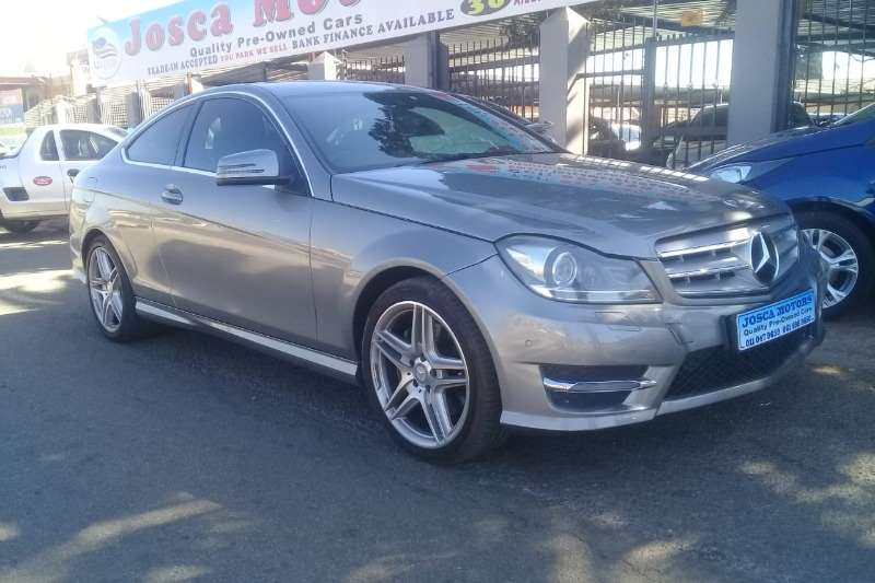 Mercedes Benz C Class C350 Elegance AMG Sports 2014