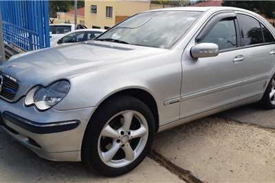 2002 Mercedes Benz C Class C350 estate Elegance