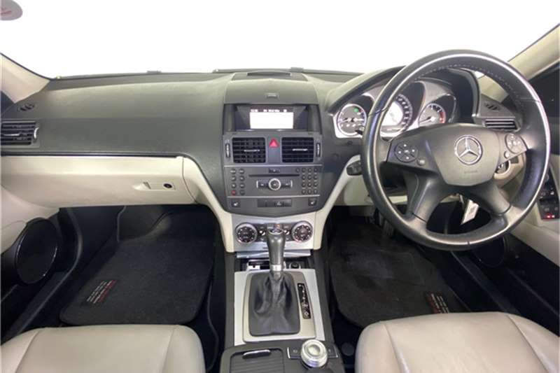 2011 Mercedes Benz C Class C350CDI Elegance