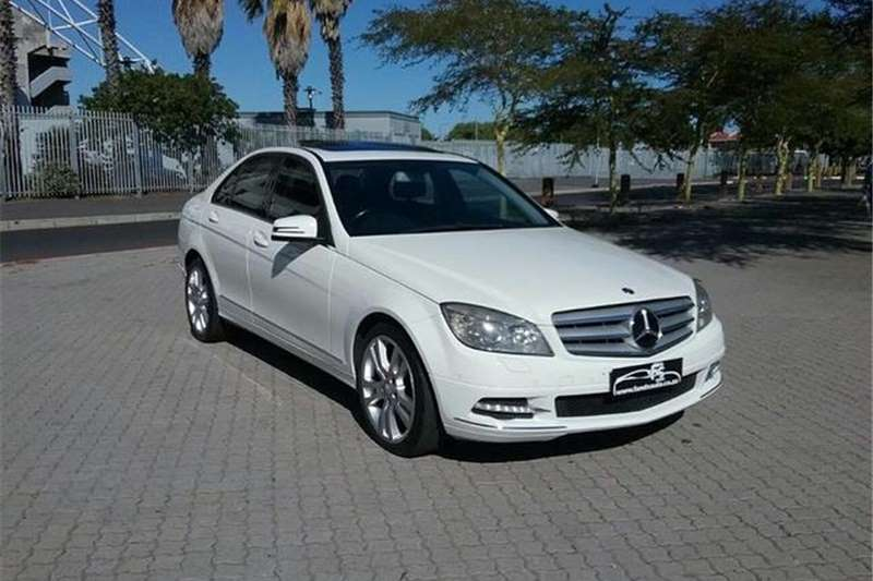 Mercedes Benz C Class C350CDI Elegance AMG Sports 2011