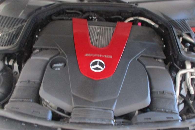 Mercedes Benz C Class C43 4Matic 2018