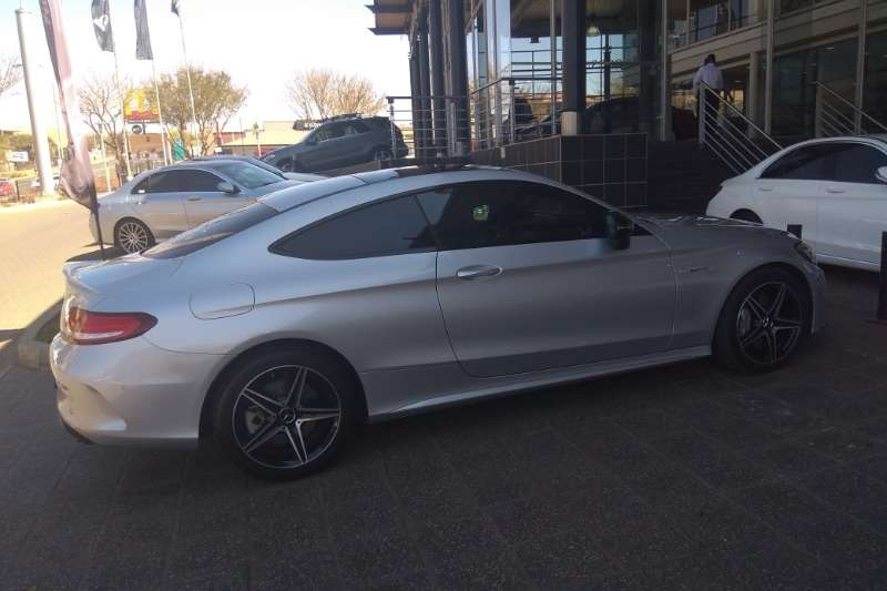 Mercedes Benz C Class C43 coupe 4Matic 2017