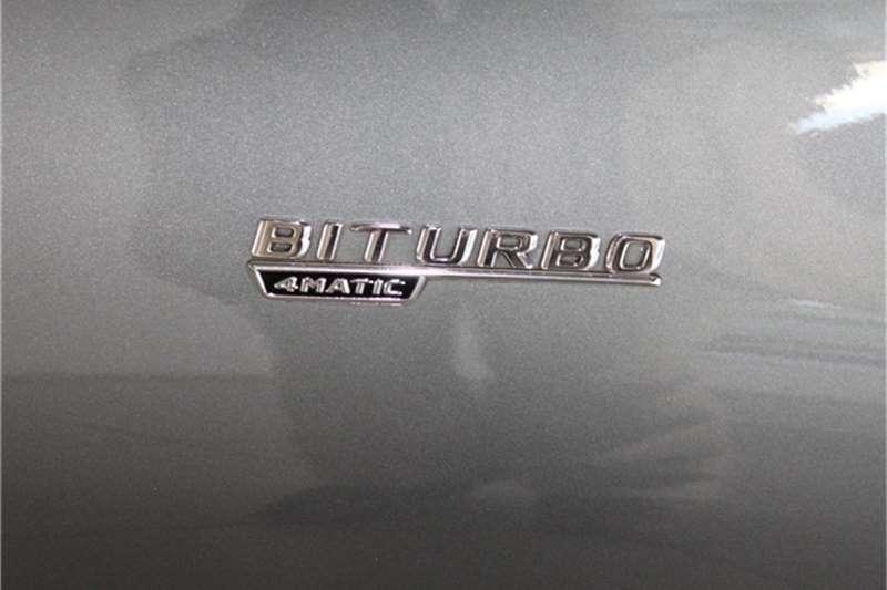 Mercedes Benz C Class C43 coupe 4Matic 2017