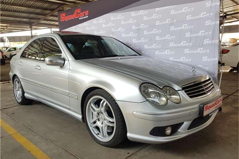 Mercedes Benz C Class C55 Amg For Sale In Gauteng Auto Mart