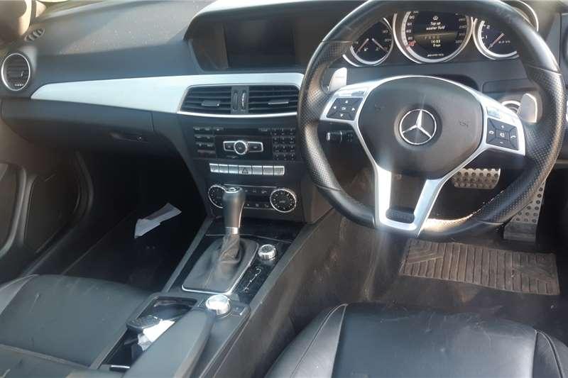 Used 2014 Mercedes Benz C Class C63