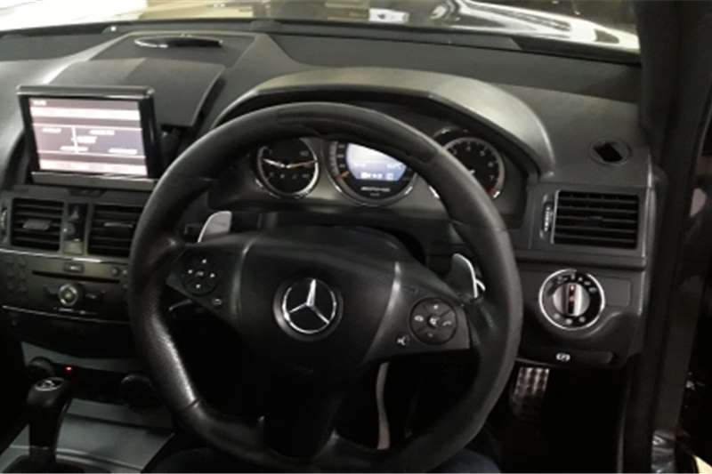 Mercedes Benz C-Class C63 AMG  2008