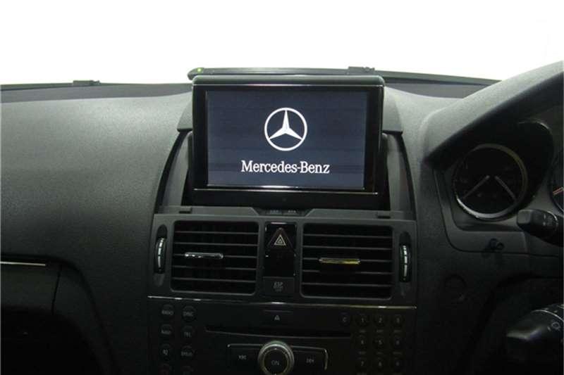 Mercedes Benz C Class C63 AMG 2009