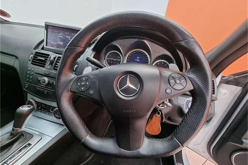 2009 Mercedes Benz C Class C63 AMG