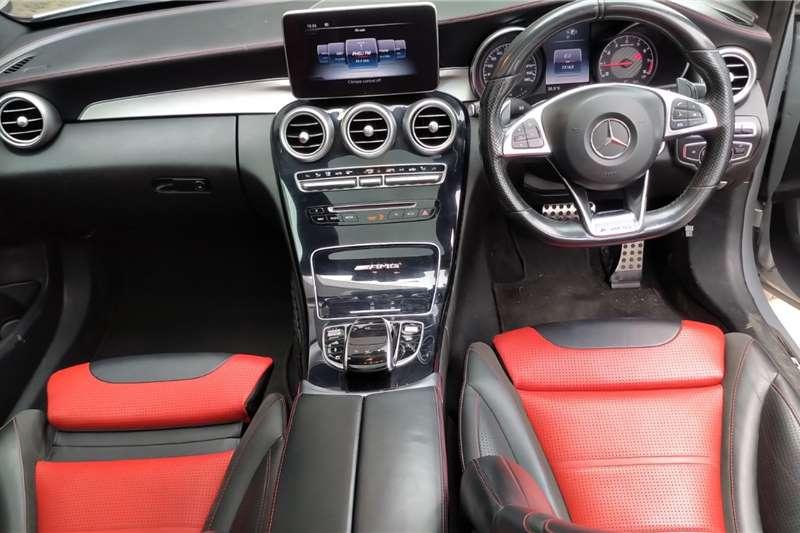 Mercedes Benz C Class C63 AMG 2015