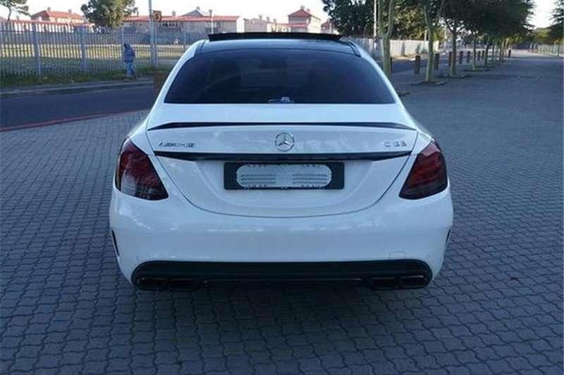 Mercedes Benz C Class C63 AMG 2016