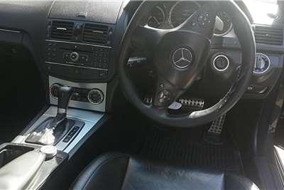 Mercedes Benz C-Class C63 AMG auto 2009
