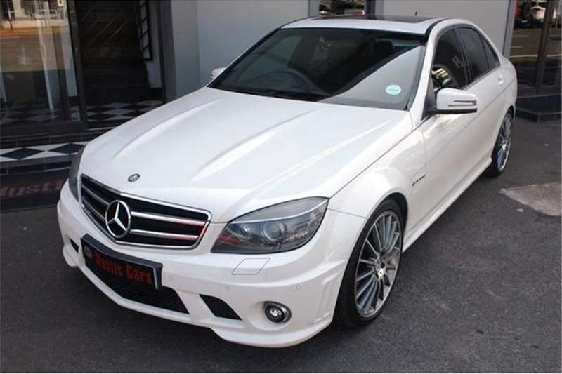 Mercedes Benz cars (c63 amg) for sale in South Africa | Auto Mart