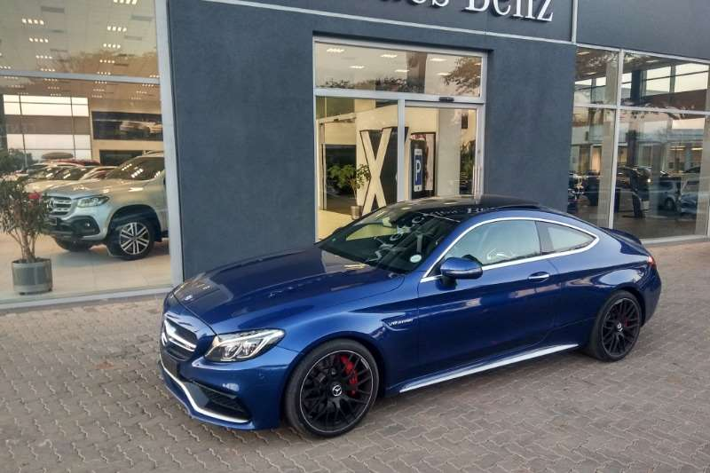 Mercedes Benz C Class C63 AMG coupe 2017