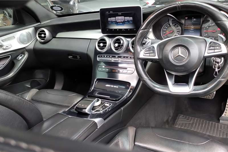 Mercedes Benz C Class C63 AMG Performance 2016