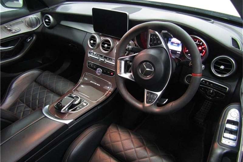 Used 2015 Mercedes Benz C Class C63 S