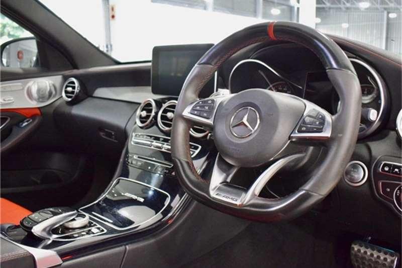 Mercedes Benz C Class C63 S 2016