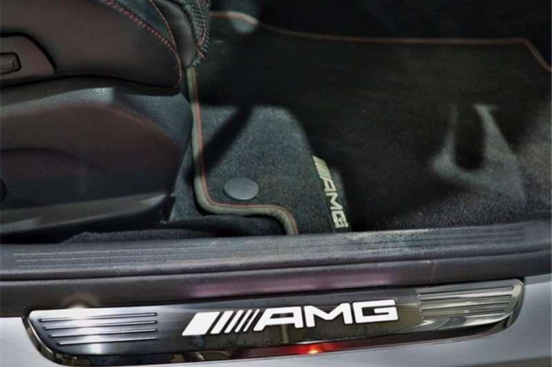 Used 2016 Mercedes Benz C Class C63 S