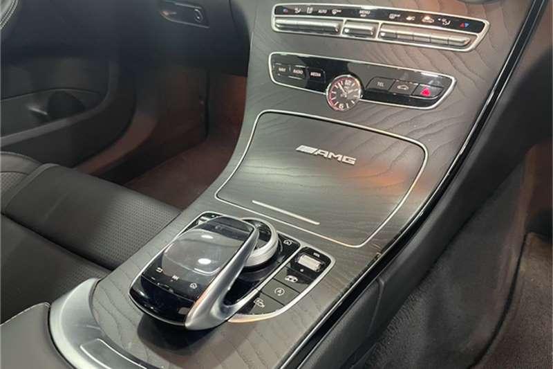 2019 Mercedes Benz C Class C63 S