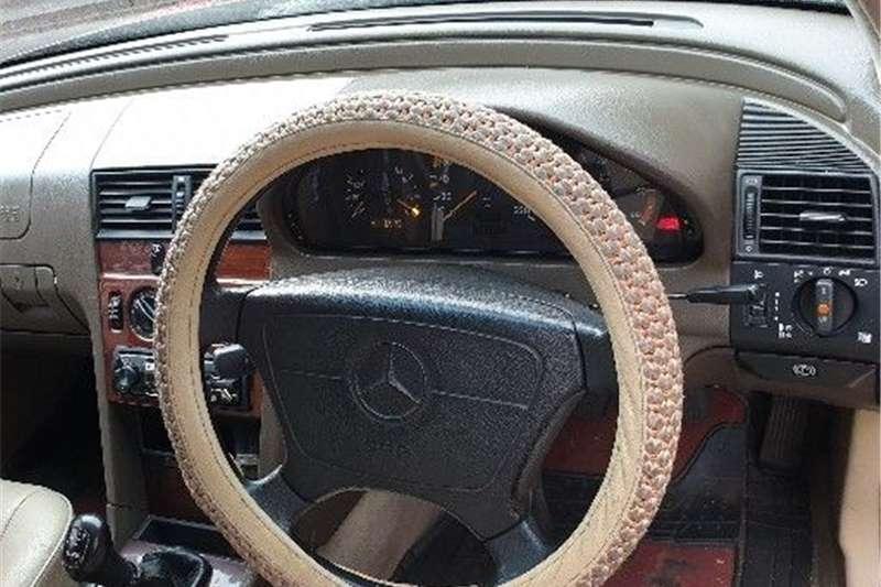 Mercedes Benz C-Class Cabriolet 1996