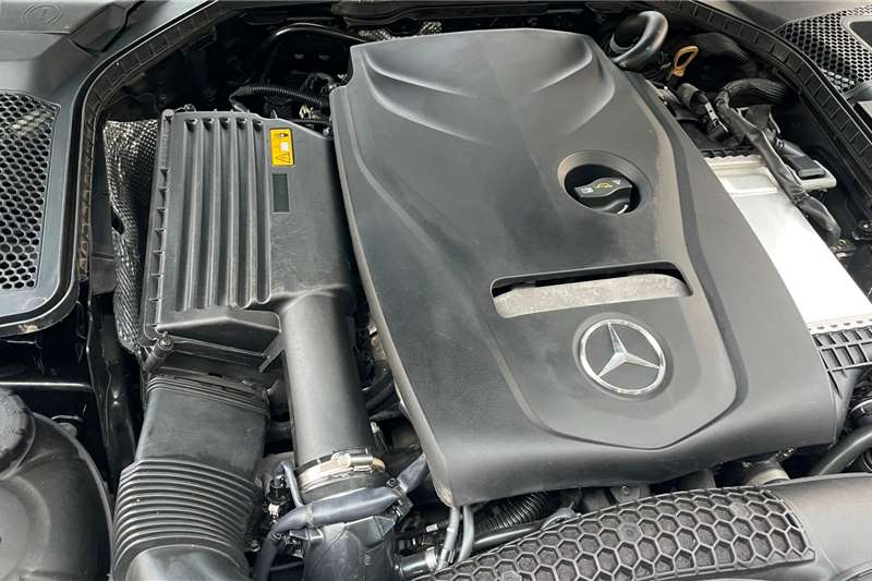 Used 2017 Mercedes Benz C-Class Cabriolet C200 CABRIO AMG A/T