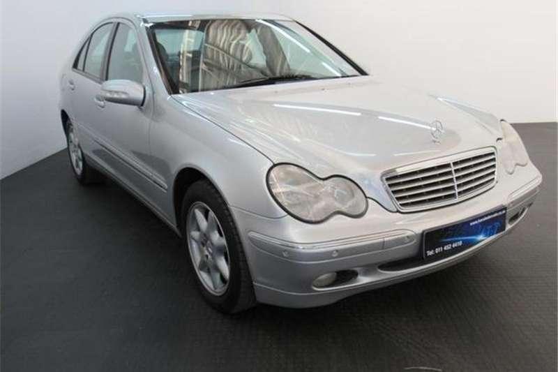 Mercedes Benz C Class CDI Elegance A/T 2002