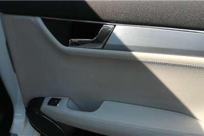Mercedes Benz C-Class CDI220 2011