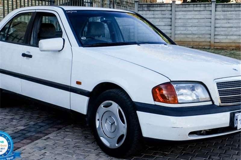 Mercedes Benz C Class CLASSIC A/T 1996