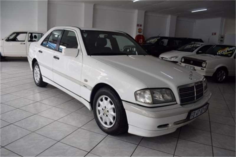 Mercedes Benz C Class Classic AT 1998