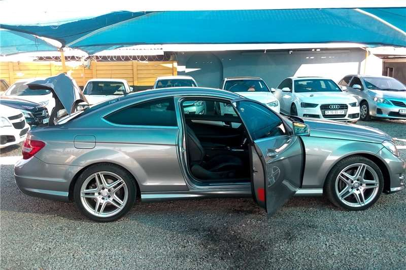 Used 2014 Mercedes Benz C-Class Coupe