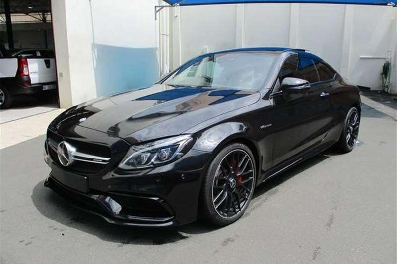 Mercedes Benz C-Class Coupe AMG COUPE C63 S 2016