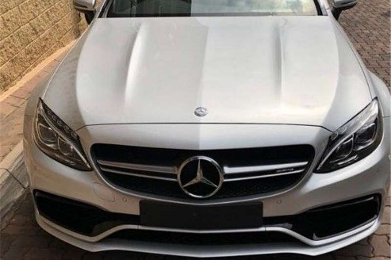 Mercedes Benz C-Class Coupe AMG COUPE C63 S 2017