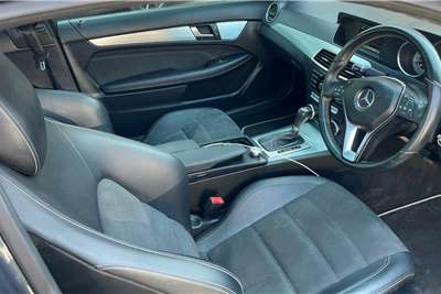 Used 2015 Mercedes Benz C-Class Coupe