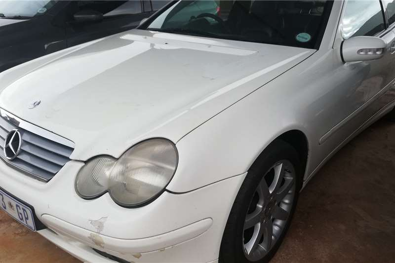 Mercedes Benz C-Class Coupe C200 AMG COUPE A/T 2002