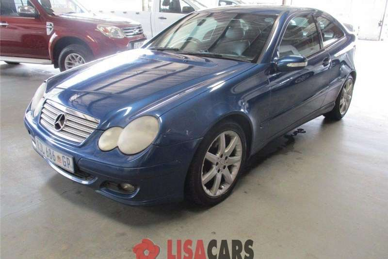 Mercedes Benz C-Class Coupe C200 AMG COUPE A/T 2004
