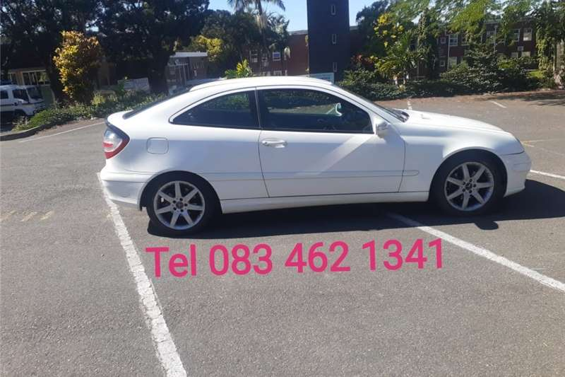Mercedes Benz C-Class Coupe C200 AMG COUPE A/T 2005