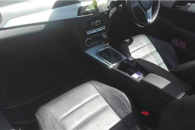 2012 Mercedes Benz C-Class coupe C200 AMG COUPE A/T