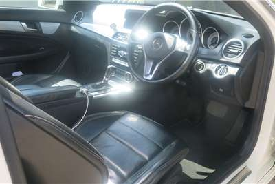 Used 2012 Mercedes Benz C-Class Coupe C200 AMG COUPE A/T