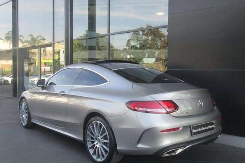 Mercedes Benz C-Class Coupe C200 AMG COUPE A/T 2019
