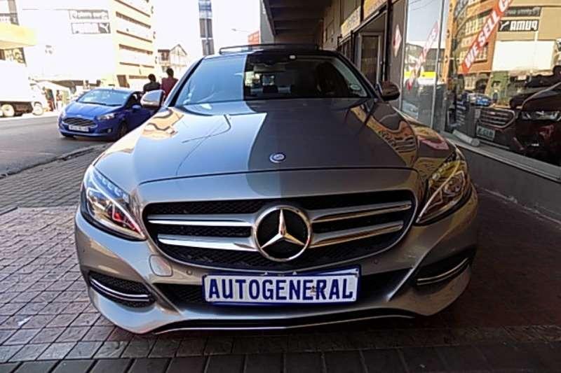 Mercedes Benz C-Class Coupe C220 2014