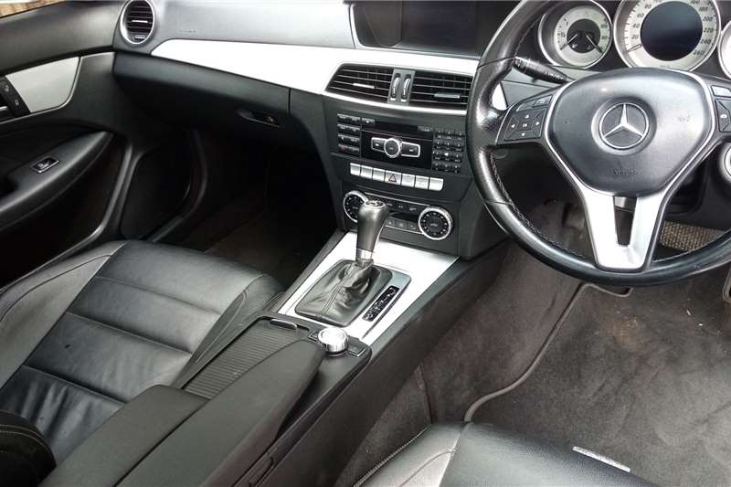 Used 2013 Mercedes Benz C-Class Coupe C220d AMG COUPE A/T