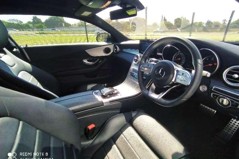 Mercedes Benz C-Class Coupe C220d AMG COUPE A/T 2019