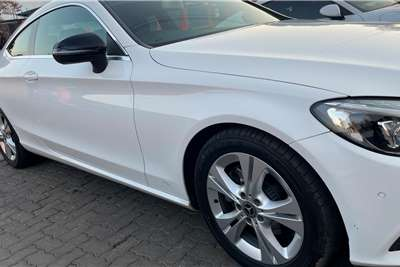 Used 2016 Mercedes Benz C-Class Coupe