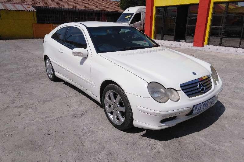 Mercedes Benz C-Class Coupe C230 2003