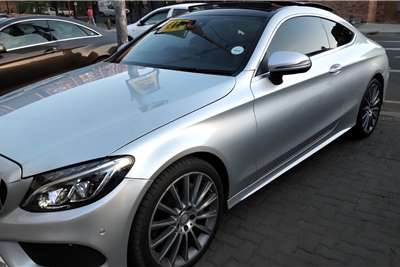 Mercedes Benz C-Class coupe C300 AMG COUPE 2017